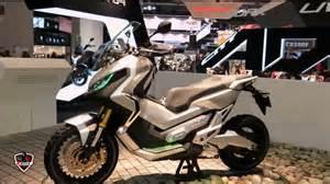 Honda ADV Adventure Scooter ปี 2017 มาแน่ - YouTube Tmax