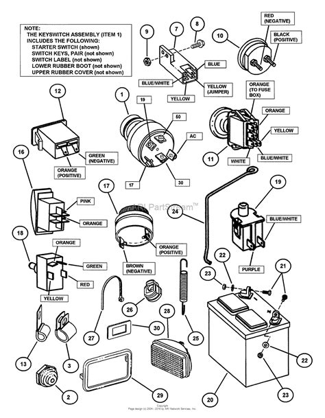 magneto ignition wiring diagram magneto ignition system