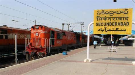 Lq Salur no toilet secunderabad railway station misses rank