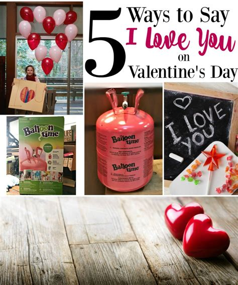 50 ways to say i you valentines day gifts for or valentines day gifts for him boyfriend or husband books 5 ways to say i you on s day lifestyle