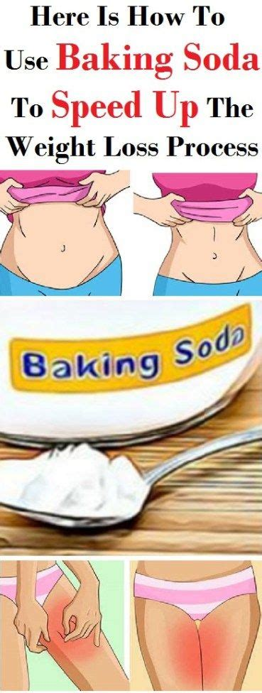 Can You Use Baking Soda To Detox by Here Is How To Use Baking Soda To Speed Up The Weight Loss
