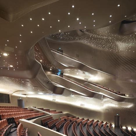 Guangzhou Opera House by Guangzhou Opera House Completed Zaha Hadid Architects