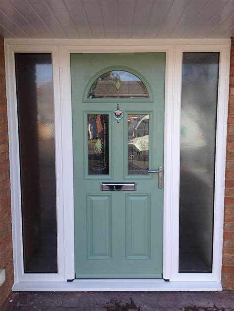 Glazing Front Doors Composite Door Windseal Double Glazing