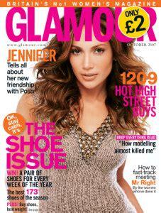 Glamour Magazine Sweepstakes - free subscription to glamour magazine