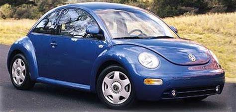 1999 Volkswagen Beetle by 1999 Volkswagen New Beetle Photos Informations Articles