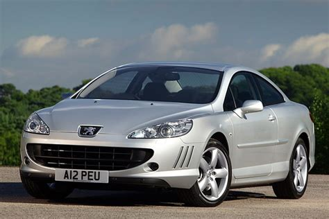 used peugeot 407 peugeot 407 coup 233 from 2006 used prices parkers