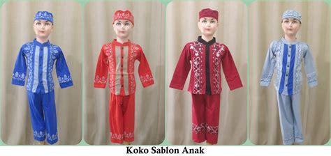 Koko Anak Murah Usia 4 6thn pusat grosir baju koko sablon anak laki laki murah 39ribuan