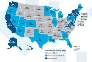 a new study maps how much income you need to rent a 2