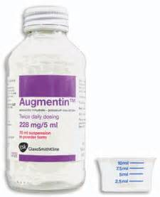 augmentin dosage information mims singapore