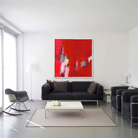 abstract living room abstract giclee print from abstract original painting abstract living room wall