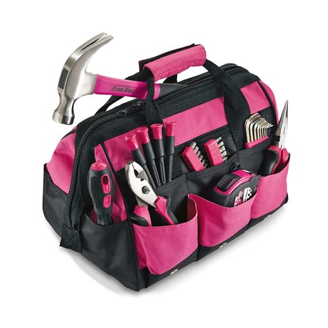 Pink Set the original pink box pink multi puurpose pink tools set
