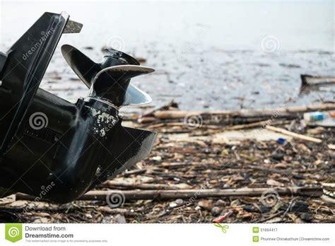 speed boat propeller speed boat propeller stock photo image 51694417