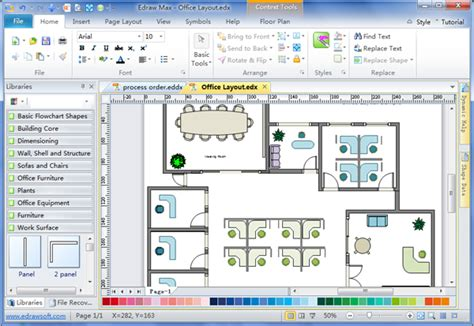 building planning software building plan software edraw building plan software