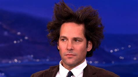 no way but this in search of paul robeson books paul rudd is prepping for quot anchorman 2 quot conan on tbs