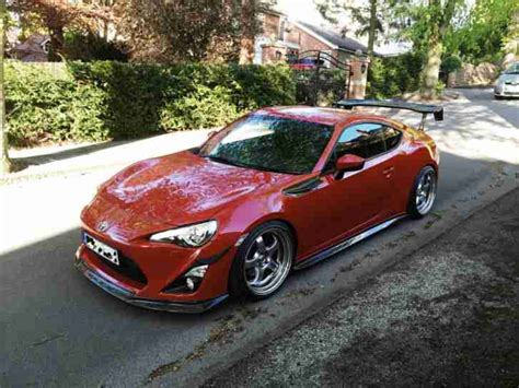 High End Toyota Toyota Gt86 Hks Supercharged High End Mods Low Varis