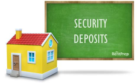 Assistance Apartment Security Deposit Security Deposit Laws That Every Landlord Should