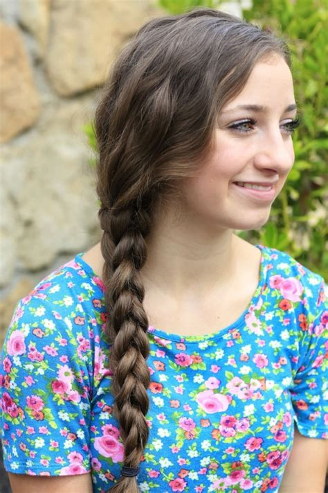 3d Hairstyles by 3d Split Braid Three Different Looks Hairstyles