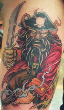 blackbeard tattoo blackbeard pirate pirate