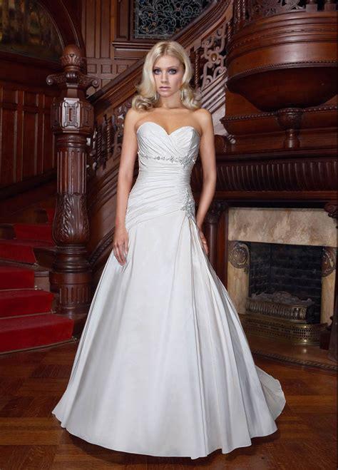 princess waist wedding dresses fashionable princess empire waist taffeta wedding dress