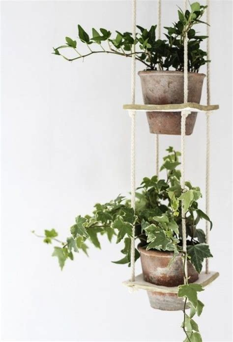 three tier hanging herb planter garden therapy the 81 best images about diy planters on pinterest air