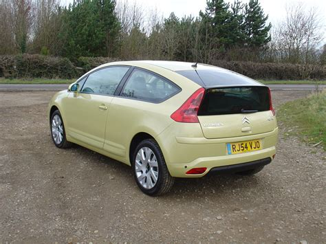 Citroen C4 Review by Citro 235 N C4 Coup 233 Review 2004 2010 Parkers
