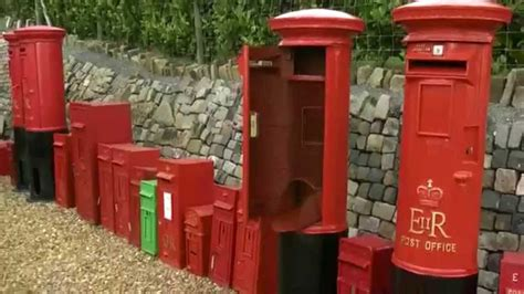 How To Make A Post Box Out Of Paper - original post boxes and pillar boxes wall and pole mounted