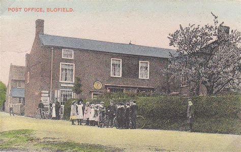 Norfolk Post Office Hours by The St Book Blofield Norfolk