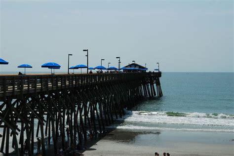 Pier At Garden City by Crabbing At Garden City Pier Myrdreamvacation 60