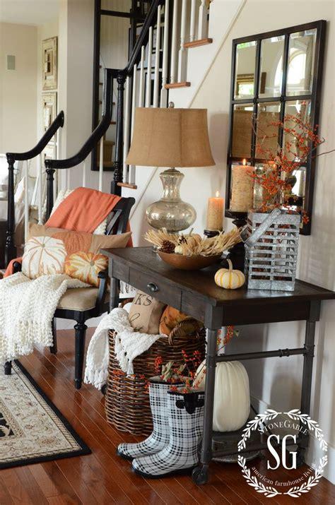 fall entryway decor best 25 blanket basket ideas on blanket