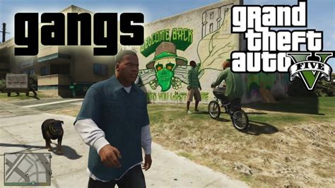 Gang Auto by Gta 5 Gangs In Gta V Gta5 Talk Ep 37 Youtube