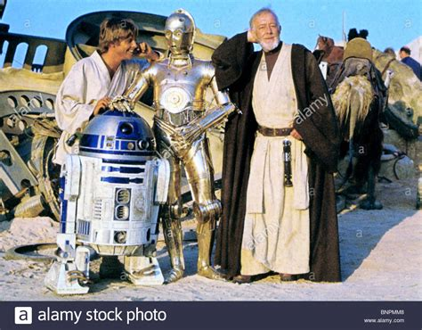 anthony daniels star wars a new hope kenny baker stock photos kenny baker stock images alamy