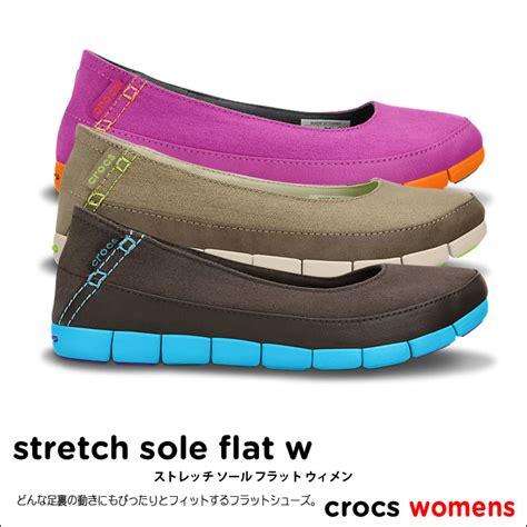 Crocs Stretch Sole Original clustic r rakuten global market crocs stretch sole flat