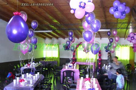 decoracion globos decoracion con globos