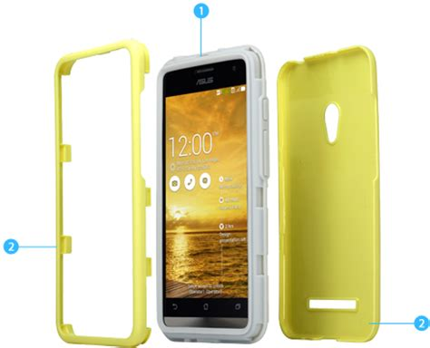 Junction 1 Casing Asus Zenfone Go 5 Custom 2 tablet mobile accessories zenfone 5 rugged asus global
