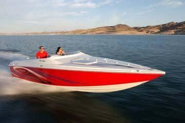 baja boats vs research baja marine 26 outlaw high performance boat on