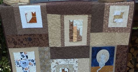 cat quilts the cat s meow a quilt in memory