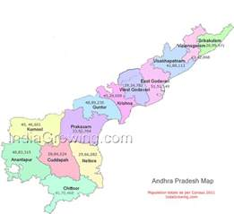 map us east coast states and capitals andhra pradesh