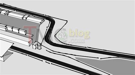 desain layout sirkuit sentul ekslusif ini desain update sirkuit sentul karya dromo