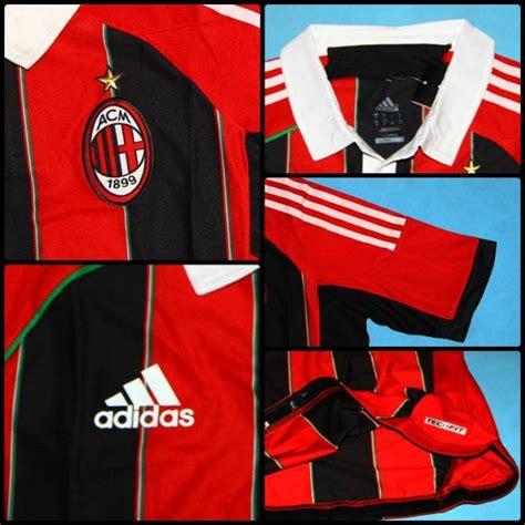 Jersey Ac Milan Away 1617 Grade Original jersey grade ori ac milan home 12 13 gilang s jersey