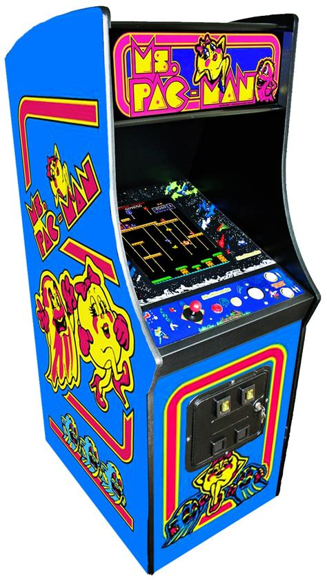 ms pacman arcade cabinet 1000 images about arcade machine on cabinets