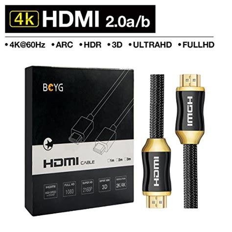 Kabel Hdmi Ps3 Playstation Hdtv Pc Laptop Hd Player premium 4k hdmi kabel 1 5m highspeed hdmi 2 0a b kabel