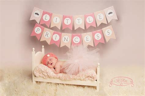 Baby Boat Princess princess baby shower banner pink chevron