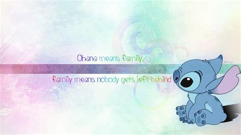 Lilo Stitch Ohana Iphone Dan Semua Hp lilo and stitch wallpaper desktop wallpapersafari
