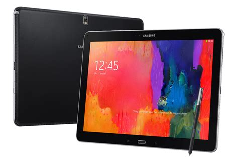 Tablet Samsung Note Pro samsung galaxy note pro 12 2 review prijzen en specs