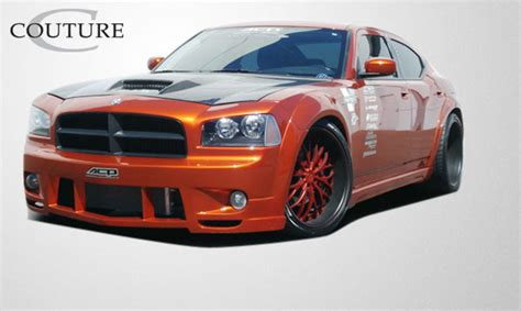Lu Charger 2006 2010 dodge charger couture luxe wide front