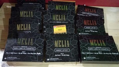 Lip Melia launching produk baru melia lip propolis melia biyang
