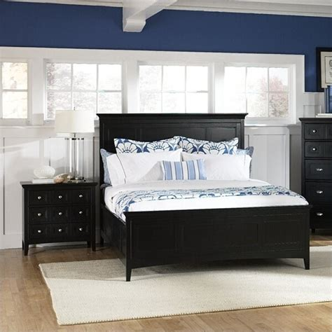 magnussen bedroom set magnussen southton panel bed 2 piece bedroom set in