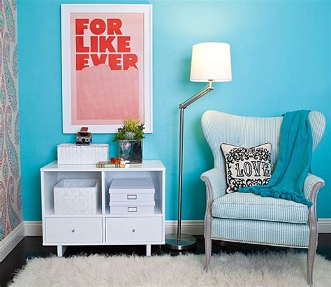 turquoise bedrooms playful turquoise blue bedroom decoist