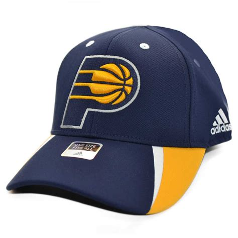 Topi Snapback Basket Nba Adidas indiana pacers nba basketball adidas snapback cap mycraze