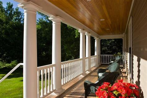 colonial front porch designs 5 big front porch styles melton design build